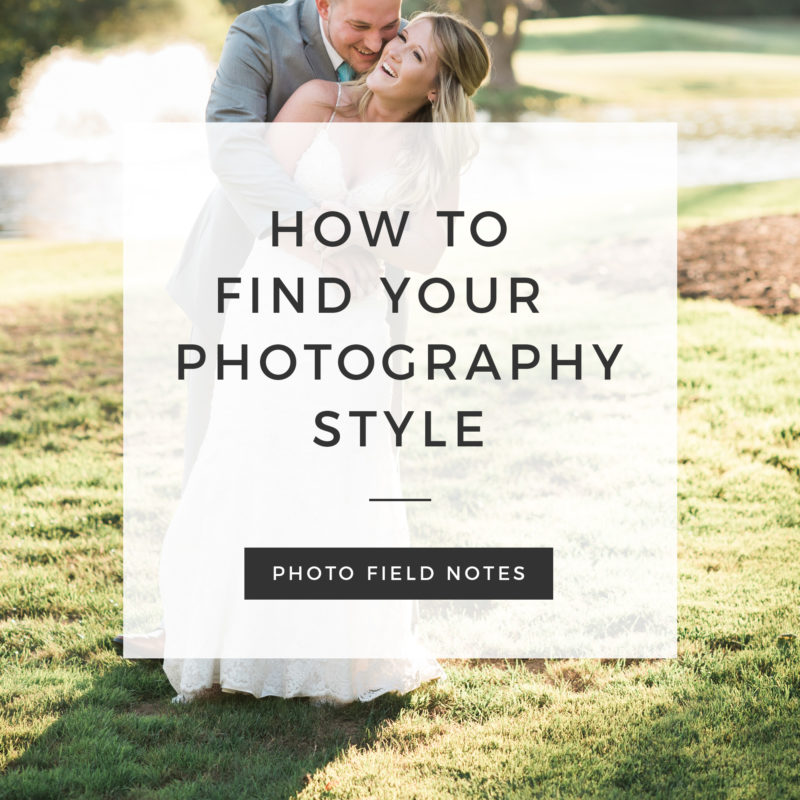 Episode 59: How to Take Photos Like a High End Photographer – Part 3: Finding Your Photography Style