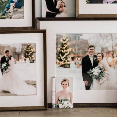 how to sell print products as a wedding photographer without in person sales